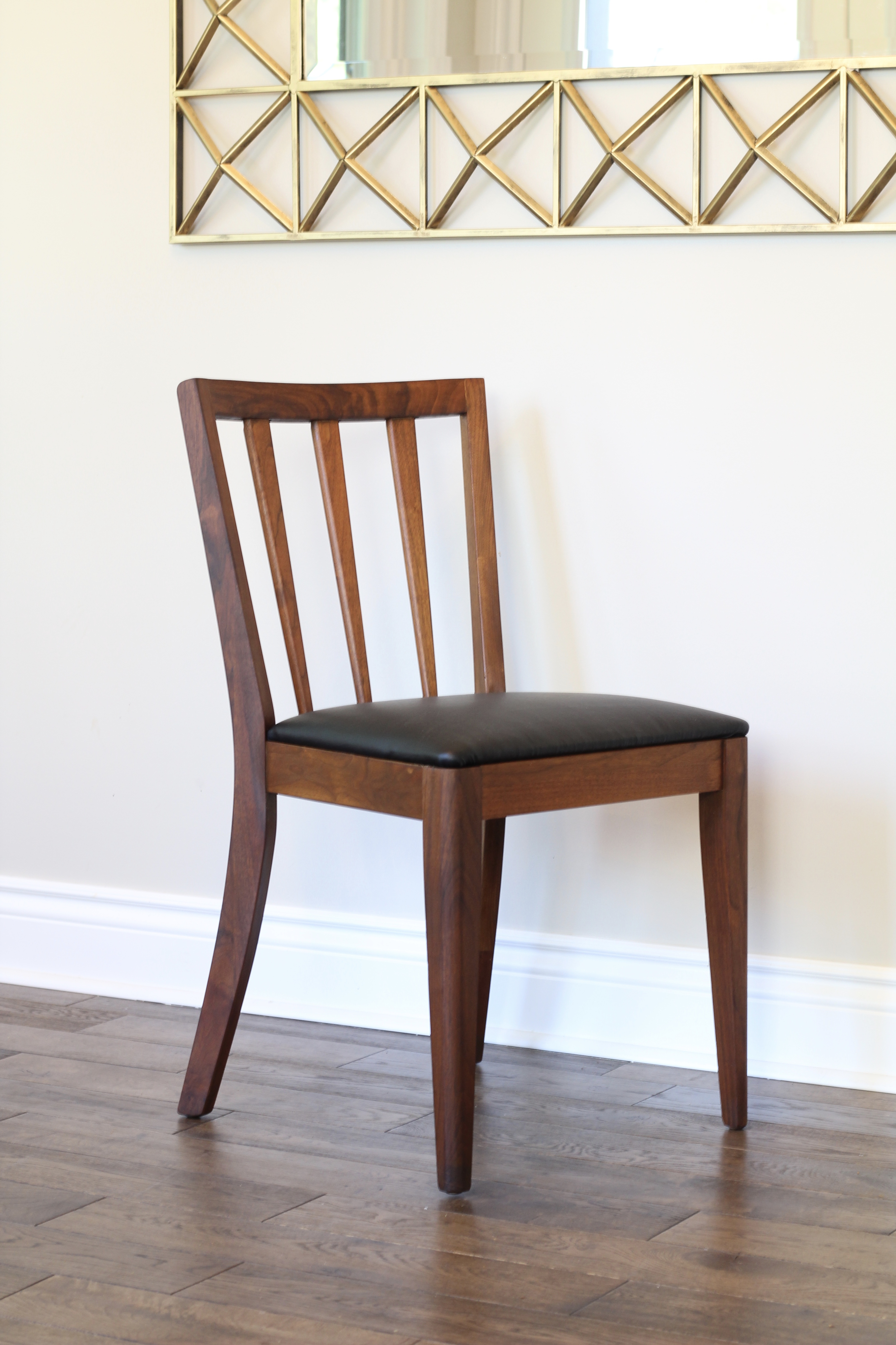Gibbard Walnut Dining Chairs